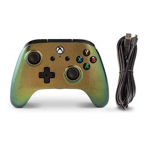 PowerA Enhanced Wired Controller for Xbox One (Cosmos Nova) - Cosmos Nova
