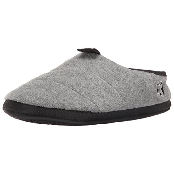 Bedroom Athletics Womens Travolta Slip-On Slippers Textured Lined