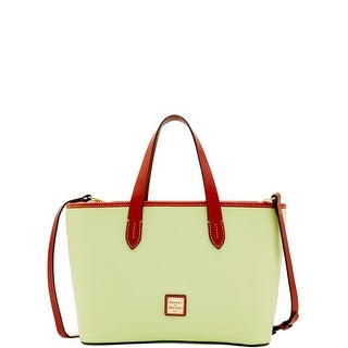 Dooney & Bourke Pebble Grain Brandy (Introduced by Dooney & Bourke at $198 in May 2017) - Key Lime