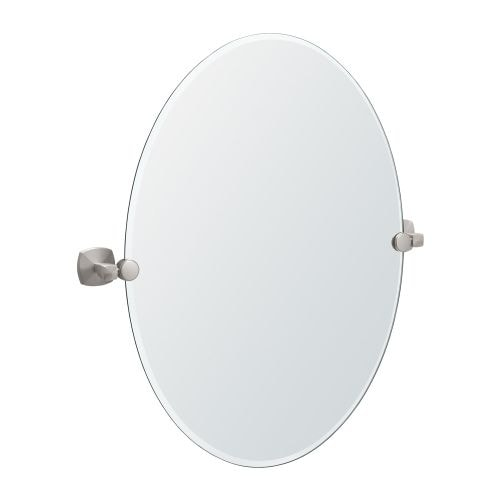 Gatco GC4159 Oval Mirror from the Jewel Series