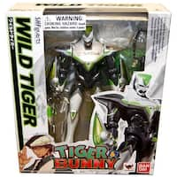 S.H. Figurarts: Tiger & Bunny Wild Tiger Action Figure - multi