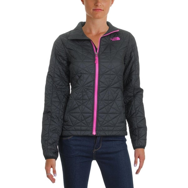 9f27bfa08 Shop The North Face Womens Quilted Coat Tamburello Water Repellent ...