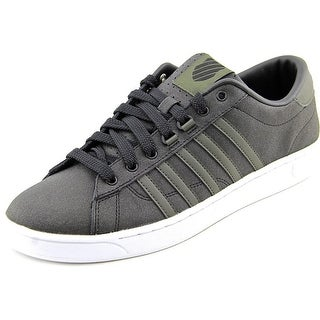 K-Swiss Hoke C CMF Men Round Toe Synthetic Black Tennis Shoe