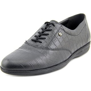 Easy Spirit Motion 2A Round Toe Leather Oxford