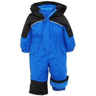 iXtreme Toddler Boys' Snowmobile One Piece Winter Snowsuit Ski Suit Snowboarding