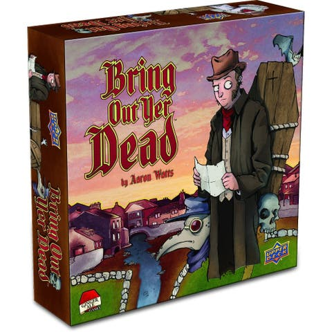 Bring Out Yer Dead Board Game