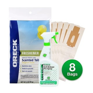 Maintenance Pack for Oreck XL2250RS 2000 Upright Series / XL2540RH Vacuums