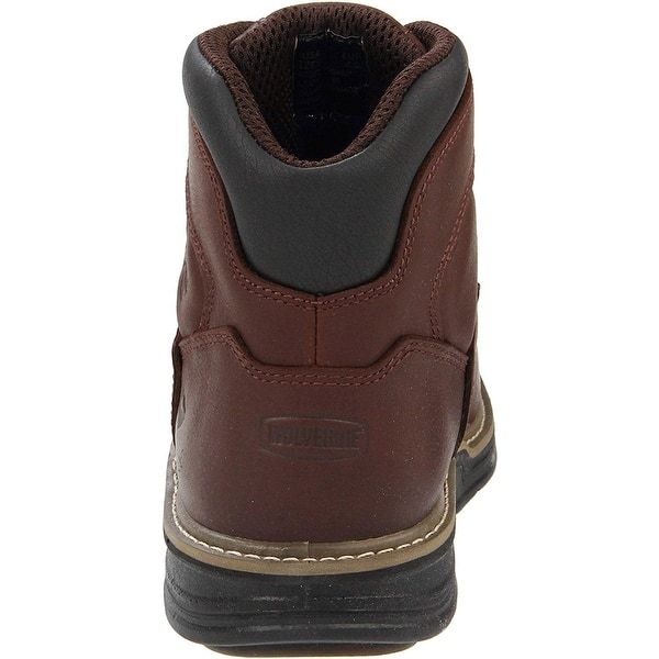 authentic quality cheap for sale ever popular Shop Wolverine Men's W04821 Buccaneer Work Boot - 8.5 - Free ...