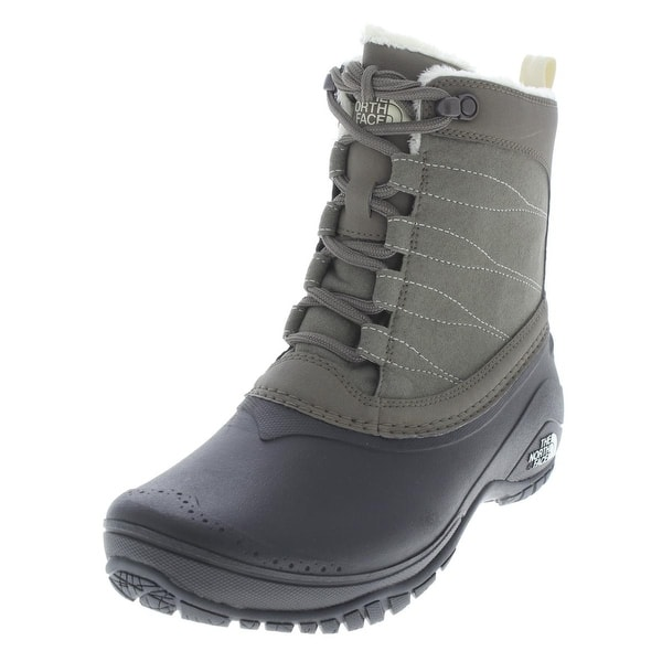 f6b81c8cf Shop The North Face Womens Stormkat Winter Boots Faux Suede ...