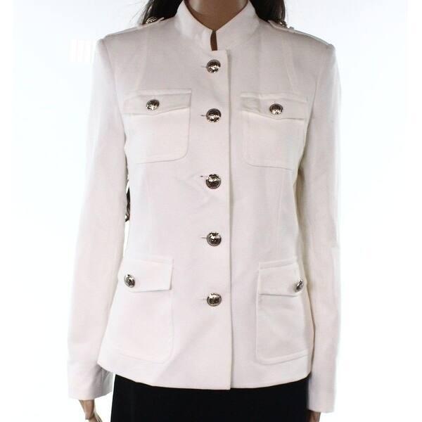 ff6cb3006 Shop Tommy Hilfiger Womens Military Twill Jacket - On Sale - Free ...
