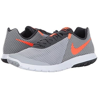 f7f0a989152 Shop Nike Flex Experience RN 6 Wolf Grey Total Crimson Anthracite White  Men s Running Shoes - Free Shipping Today - Overstock - 17755596