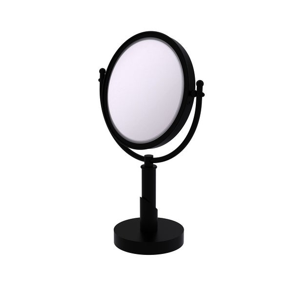 Allied Brass Soho Collection 8-in Vanity Top Make-Up Mirror 3X Magnification