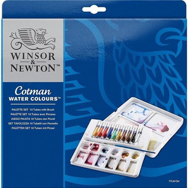 Winsor & Newton - Cotman Watercolor Palette Set - Cotman Palette Set. Opens flyout.