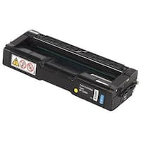 Ricoh Cyan Toner Cartridge, 2000 Yield (406047)