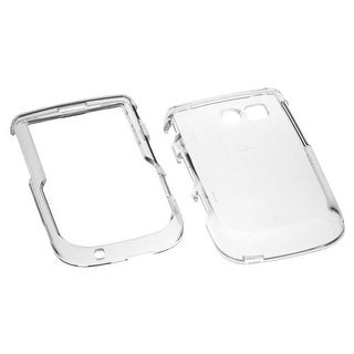 CUBE Snap on Cover for Samsung R360 Freeform II - Transparent Clear