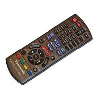 OEM Panasonic Remote Control Originally Shipped With: DMP-BDT360, DMP-BDT361, DMPBDT360, DMPBDT361