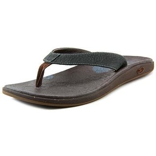 Chaco Jacy Open Toe Leather Flip Flop Sandal