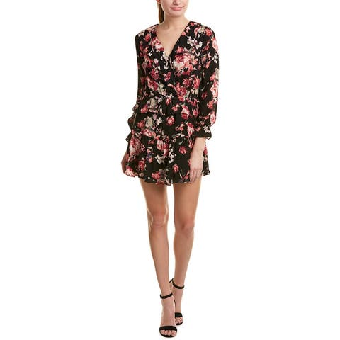 Joie Joada Silk Shift Dress