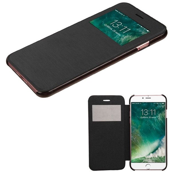 Insten Leather Case Cover For Apple iPhone 7