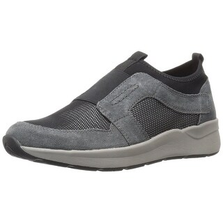 Easy Spirit Womens ILex Low Top Pull On Running Sneaker