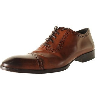 To Boot New York Mens Warwick Leather Brogue Oxfords - 9 medium (d)