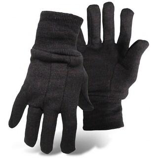 Boss 4020-12 Large Jersey Glove, Brown