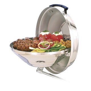 Magma Marine Kettle Charcoal Grill w/Hinged Lid
