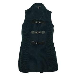 Style & Co Women's Knit Sweater Vest