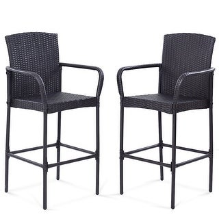 Rattan Counter Amp Bar Stools For Less Overstock Com