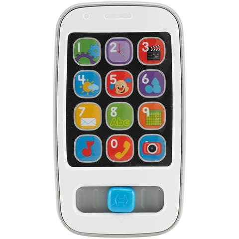 Fisher Price Laugh and Learn Musical Smart Phone, 6-36 Months