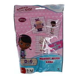 Doc McStuffins Floor Memory Match Game