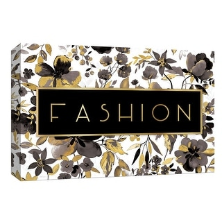 "PTM Images 9-148271  PTM Canvas Collection 8"" x 10"" - ""Fashion"" Giclee Flowers Art Print on Canvas"