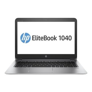 "HP EliteBook 1040 G3 14"" Notebook - Intel Core i7 (6th Gen) i7-6600U Dual-core (2 Core) 2.60 GHz V2W23UT#ABA Ultrabook"