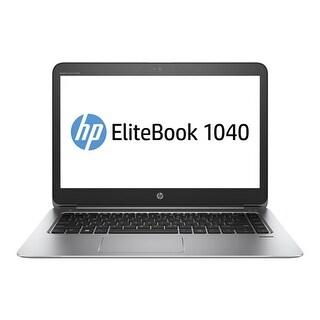 HP EliteBook 1040 G3 14 FHD LED Notebook w/ 8GB RAM 128GB HDD i5-6200U Processor