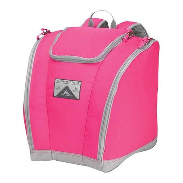 Shop High Sierra Trapezoid Boot Bag Flamingo Ash - US One Size (Size None)  - Free Shipping Today - Overstock - 25687942 f042e05104390