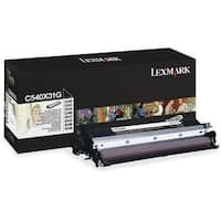 Lexmark C540X31G Lexmark Black Developer Unit For C54X Printer - Laser - Black