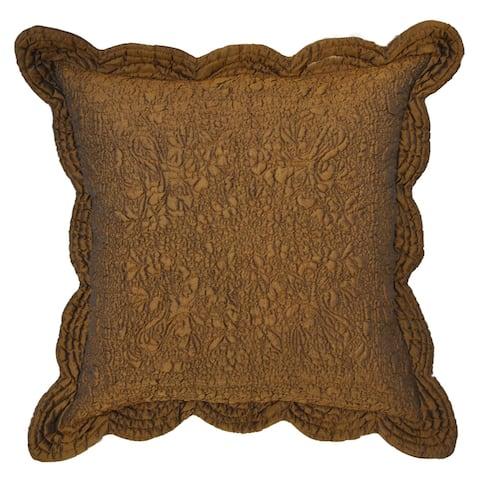 Aramis Bronze Pillow