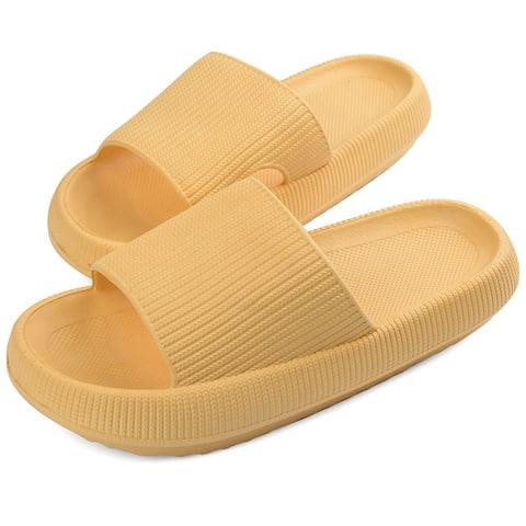 VONMAY Pillow Slides Summer Slides Non Slip Shower Sandals Unisex
