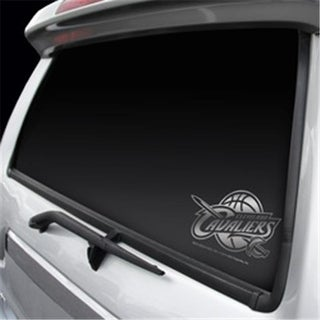Cleveland Cavaliers Decal Chrome Window Graphic