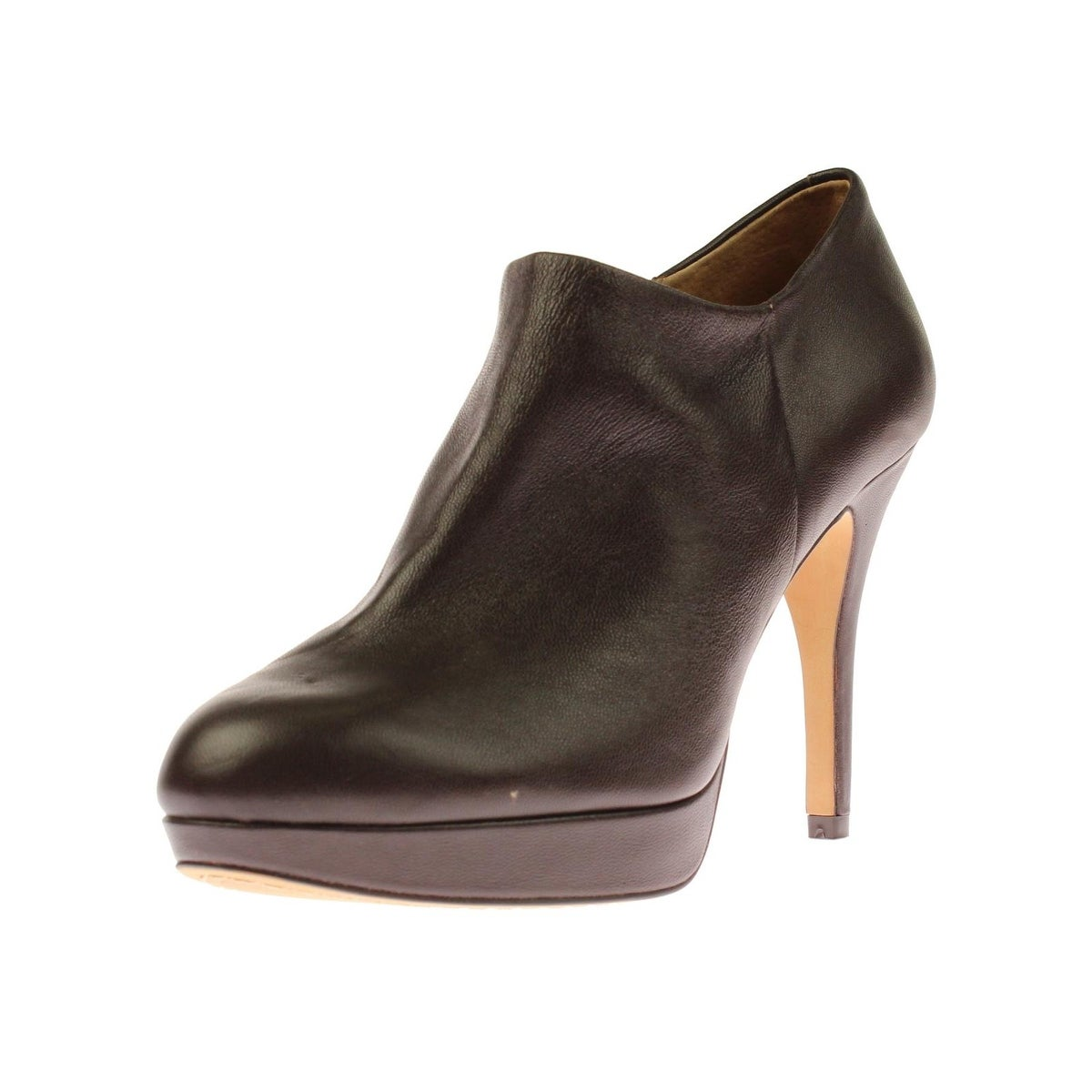 98c4b12aea Shop Vince Camuto Womens Elvin Booties Leather Platform - Free Shipping  Today - Overstock - 23571297