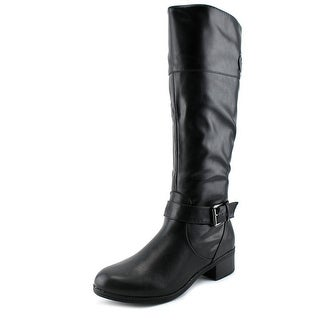 Rampage Inkling Women Round Toe Synthetic Knee High Boot