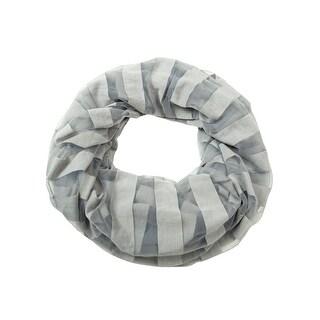 Cejon Women's Jersey Stripe Infinity Scarf - os