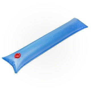 4' Blue Water Tube for In-Ground Swimming Pool Winter Closing