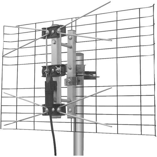 Eagle Aspen DTV2BUHF DirecTV Approved 2-Bay UHF Outdoor Antenna