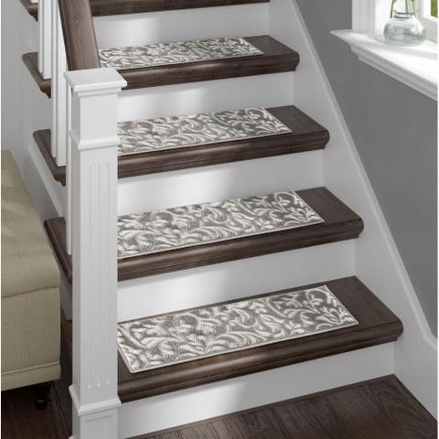 Primrose Non-slip Stair Treads with double sided tape