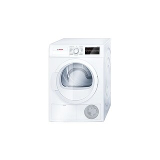 Bosch WTG86400U 24 Inch Wide 4 Cu. Ft. Electric Dryer with Ventless Condensation Drying