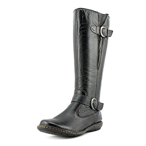 2df6525f578c Shop B.O.C. Born Concept Women s Faye Wide Calf Boot - Free Shipping Today  - Overstock - 16902391