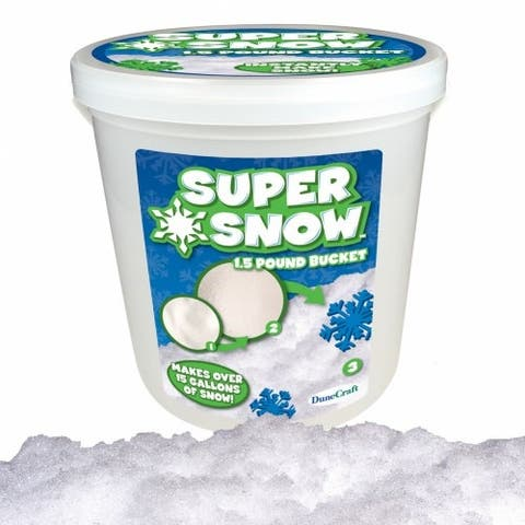 Super Snow Bucket - 1.5 lb.