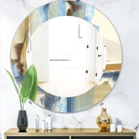 Oval Farmhouse Mirrors Shop Online At Overstock