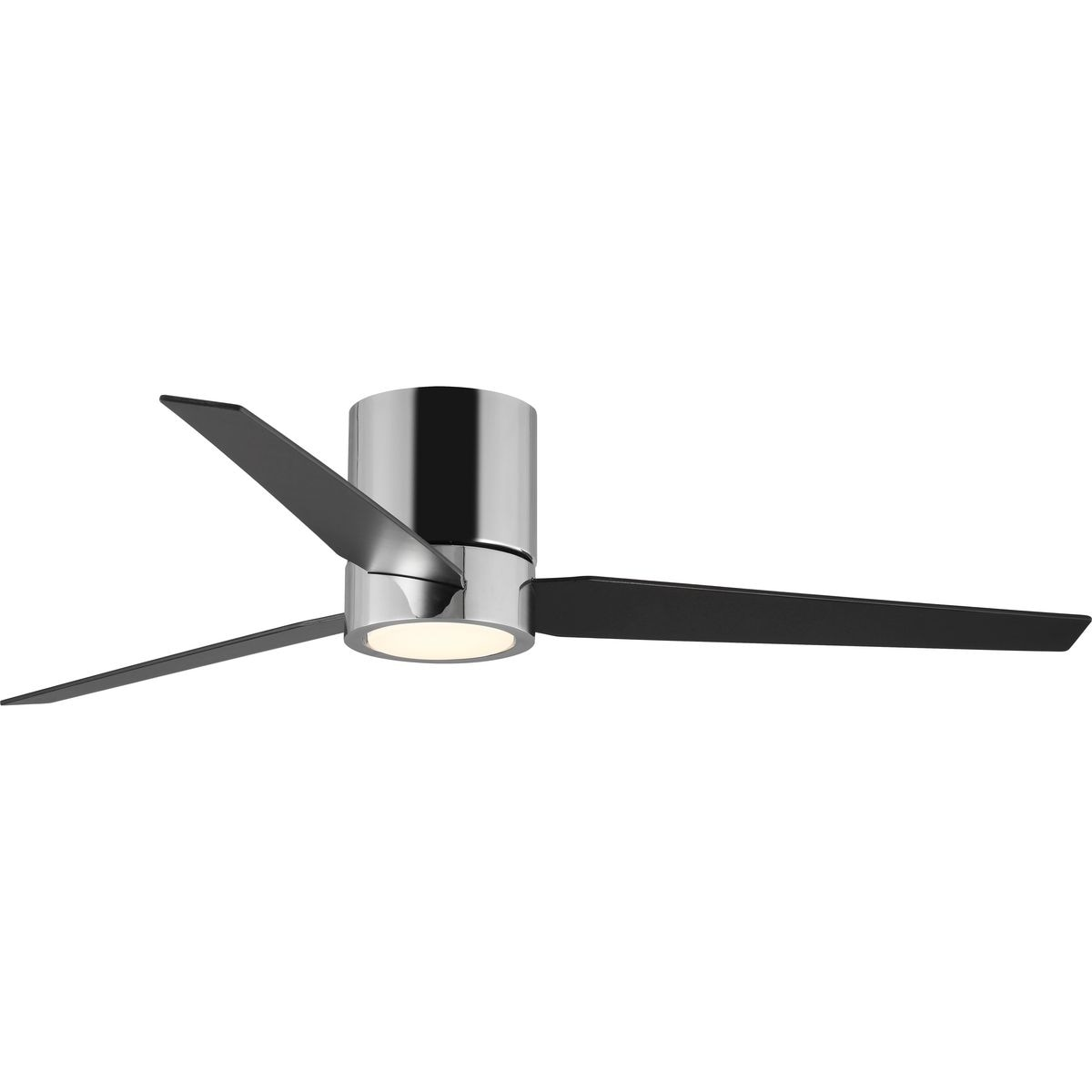 Braden Collection 56 Three Blade Indoor Hugger Ceiling Fan 10 750 X 27 500 X 10 500 Overstock 26295849